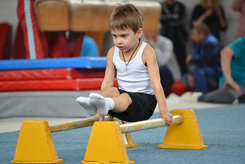 гимнастика для детей Минск